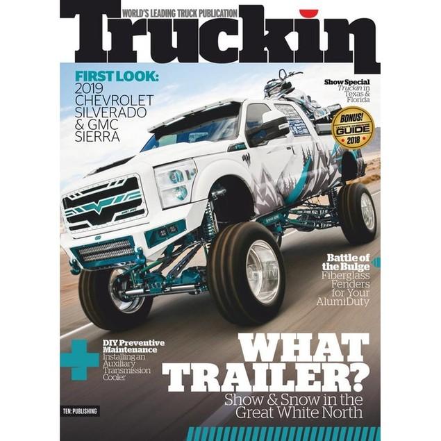 Truckin' Magazine Subscription