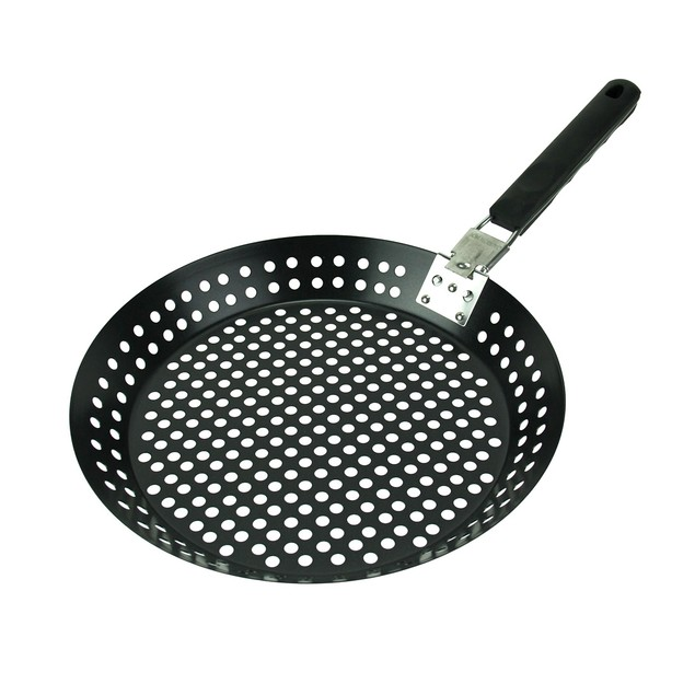 Mr. Bar-B-Q Non-Stick Veggie And Seafood Grilling Grill Toppers
