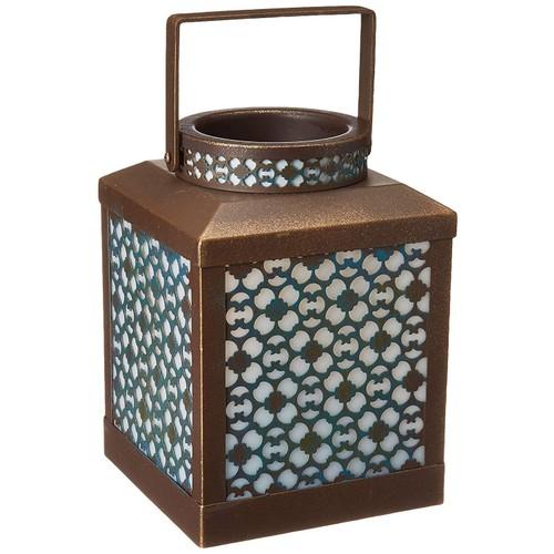 Scentsationals Home Decorative Scented Sitara Full Size Wax Warmer - Brown