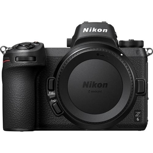 Nikon Z6 Mirrorless Digital Camera, Body / Base