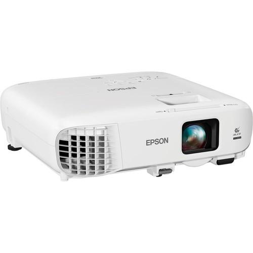 Epson PowerLite 2142w 4200-Lumen WXGA 3LCD Projector (Certified Refurbished)