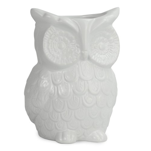 Owl Utensil Holder | MandW
