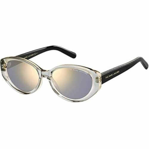 Marc Jacobs Sunglasses for Women MARC 460/S Grey Black/Gold Mirrored
