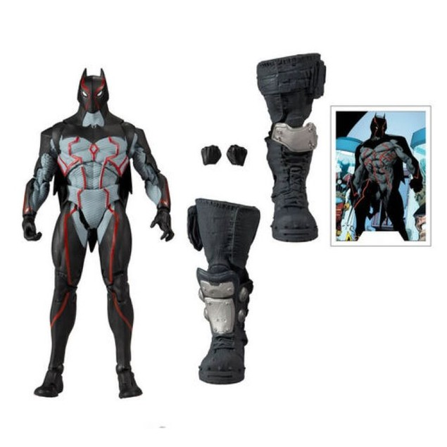 Omega (Last Knight on Earth) DC Multiverse Mcfarlane Action Figure