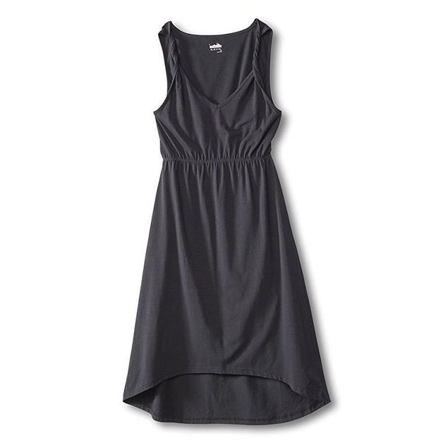 KAVU Women's Ravenna Dress, Black, XX-Small
