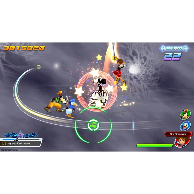 Kingdom Hearts Melody of Memory Nintendo Switch Game
