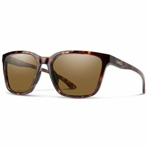Smith Sunglasses for Men or Women Shoutout 086 Tortoise/Polarized Brown