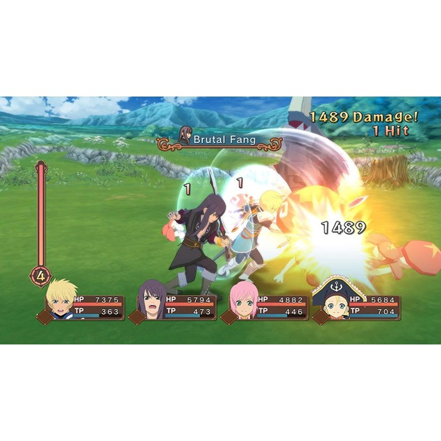 Tales of Vesperia Definitive Edition Nintendo Switch Game (#)