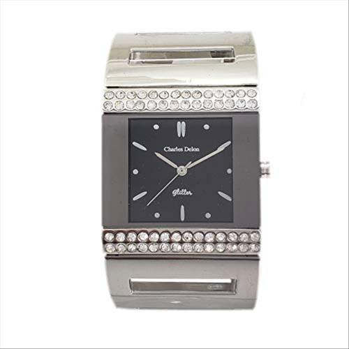 Charles Delon Women's Watches 4979 LPBW Silver/Silver Stainless Steel Quartz