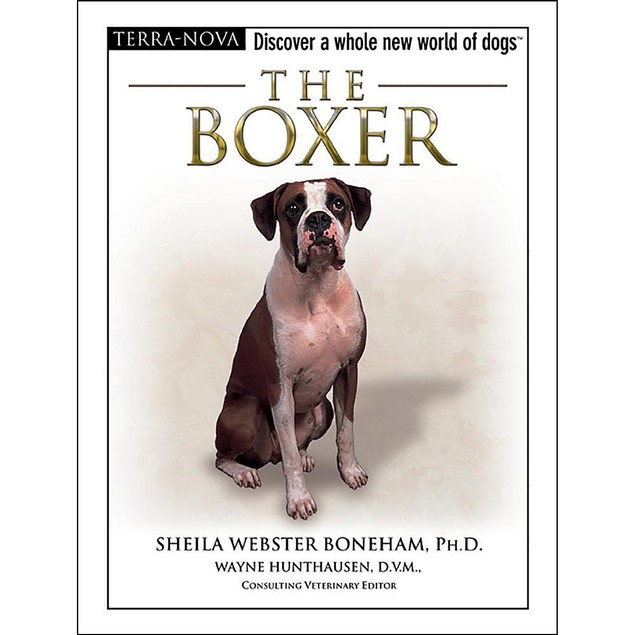 The Boxer Book, Boxer by TFH Publications