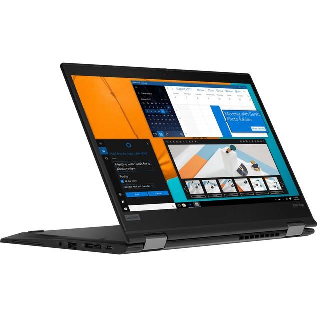 """Lenovo ThinkPad X390 Yoga 13.3"""" 512GB Intel Core i5-8365U,Black"""