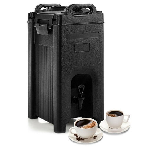 Costway 5-Gallon Insulated Beverage Server/Dispenser for Hot or Cold Drinks