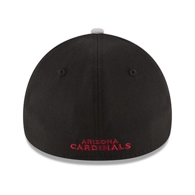 Arizona Cardinals NFL New Era 39Thirty Heather Stretch Fitted Hat