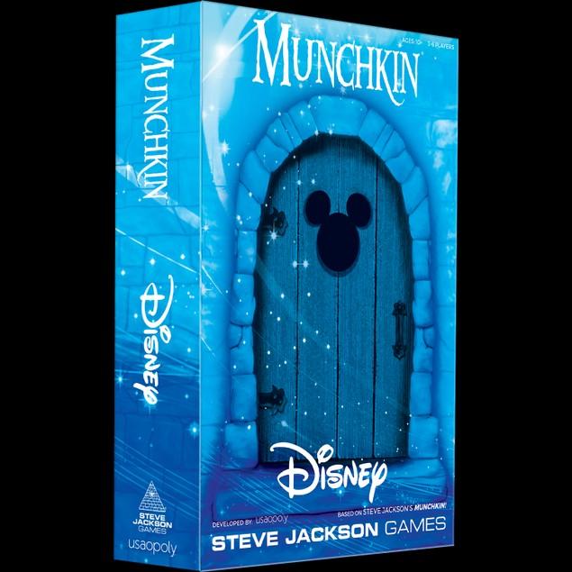 Munchkin: Disney Card Game