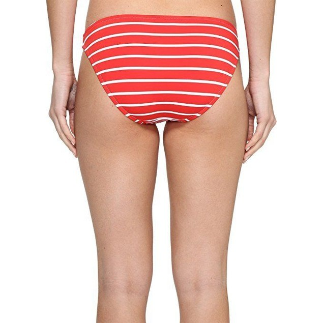 Polo Ralph Lauren Womens French Stripe Taylor Hipster Paris Red Sz: XS
