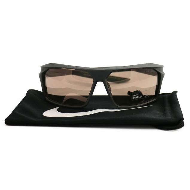 Nike Men Sunglasses Traverse EV1070 012 Matte Dark Grey Full Rim 65 13 135