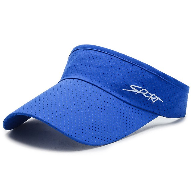 Unisex Sports Sunshade Empty Top Hat