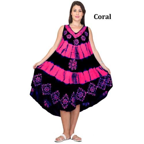 Women's Sleeveless Casual Summer Dress