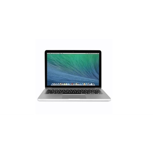"""Apple MacBook Pro ME664LL/A 15.4"""" 256GB,Silver(Scratch and Dent)"""
