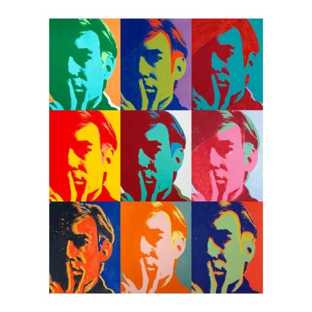 Andy Warhol Engagement, Modern | Pop Art by Calendars