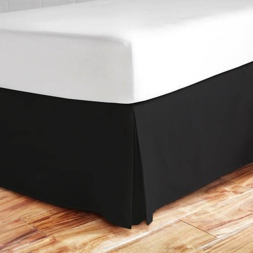 Italian Luxury Bed Skirt 100% Brushed Microfiber