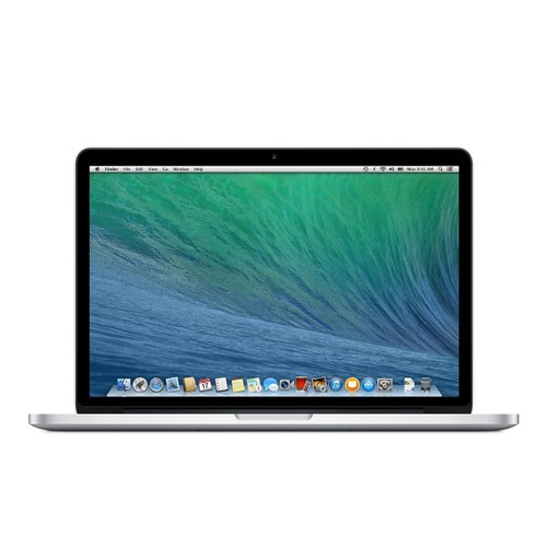 "Apple MacBook Pro MC700LL/A 8GB 320GB 13.3"", Silver (Scratch and Dent)"