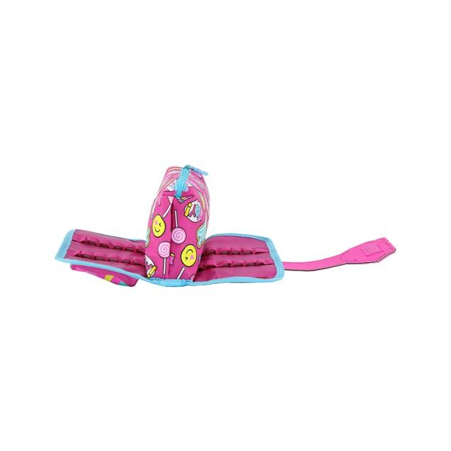 Smilykiddos Fancy Strap Pencil Case Pink
