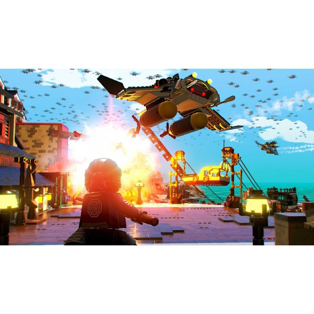 Lego The Ninjago Movie Videogame PS4 Game