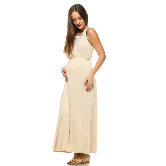 Maternity Kadyn Maxi Dress - 10 Colors