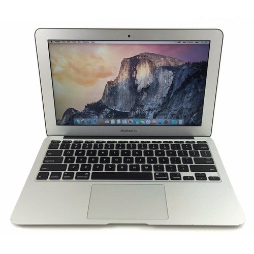 "Apple MacBook Air Laptop Core i7 1.8GHz 4GB RAM 256GB SSD 11"" MD214LL/A - Grade A"