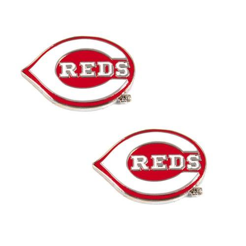 MLB Sports Team Post Stud Logo Charm Earring Set
