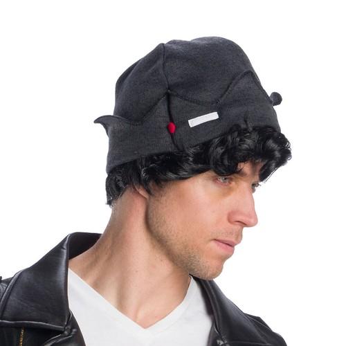 Jughead Jones Knit Hat With Wig