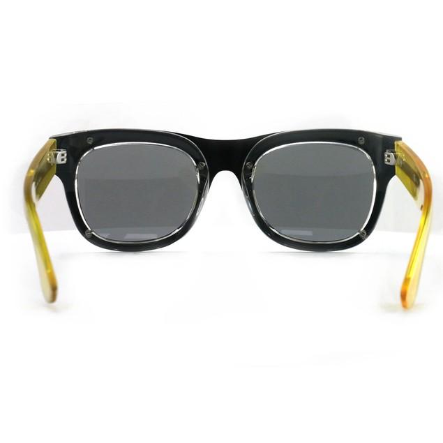 OXYDO Women's Sunglasses OX1087 CE0 Black Crystal 50 22 145