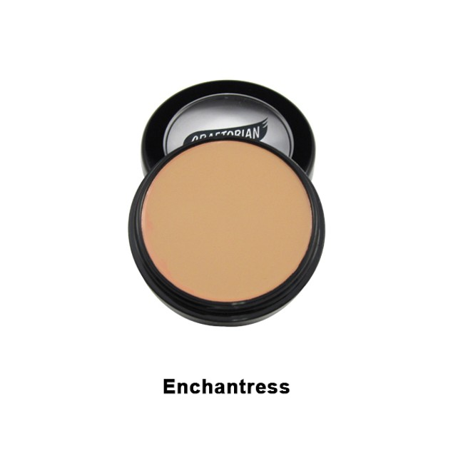 Enchantress HD Glamour Creme Foundation 5 oz. Graftobian Cruelty Free USA