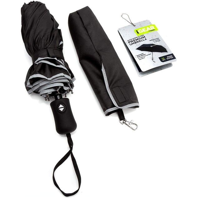 iGear Premium Strength Automatic Umbrella