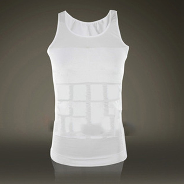 Men's Shapewear Tummy Tuck Vest Waist Body