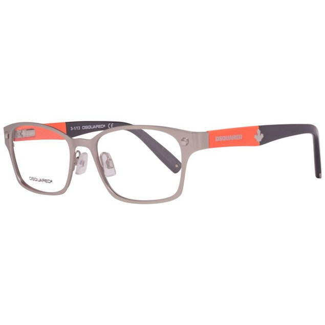 EYEGLASSES DSQUARED2  SILVER  WOMAN DQ5100-017-52