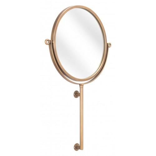 Offex Bernis Home Decorative Modern Wall Mirror - Gold
