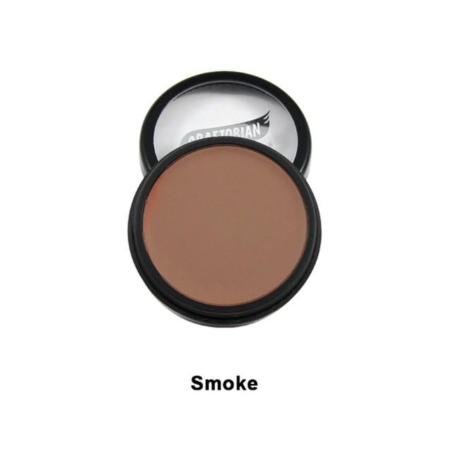 Smoke HD Glamour Creme Foundation 5 oz. Graftobian Cruelty Free USA