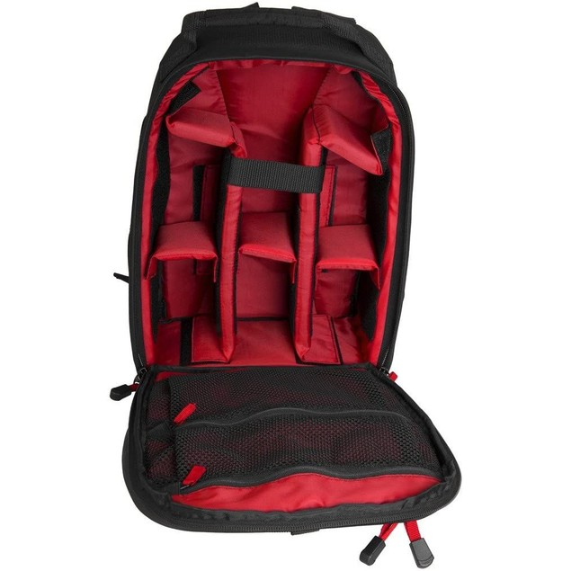 Ritz Gear Photo Backpack Holds A DSLR With A Lens Attached, 3-4 Lenses