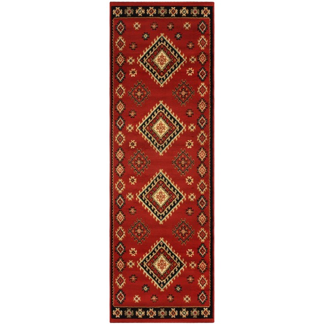 Traditional Santa Fe Area Rug Collection
