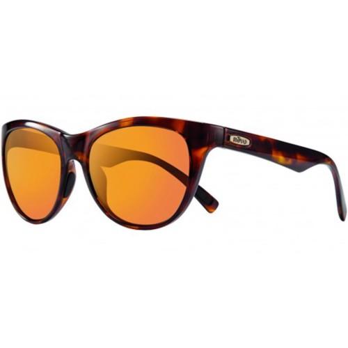 Revo Barclay Polarized Sunglasses Tortoise, Open Road