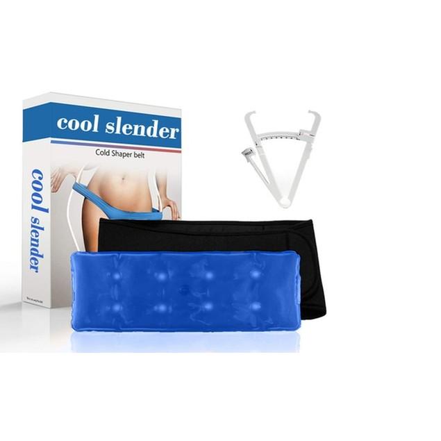 Cool Slender Fat Freezing System - Cold Body Sculpting Wrap Belt