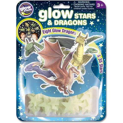 Glow Stars and Dragons