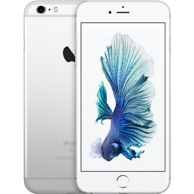 Apple iPhone 6s Plus, Sprint, Silver, 16 GB, 5.5 in Screen