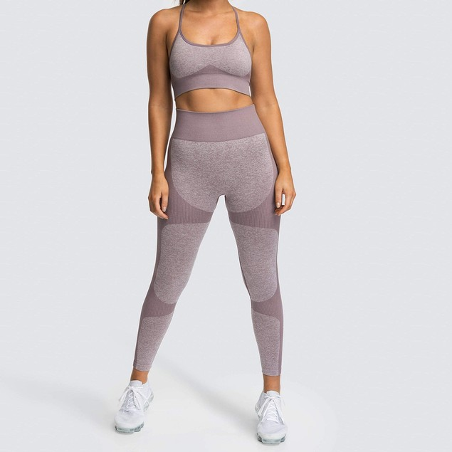 Women's Quick-Drying Yoga Vest Fitness Suit