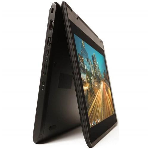 """Lenovo ThinkPad Yoga 11e 20DU 11.6"""" 16GB N2930 ChromeOS,Black (Refurbished)"""