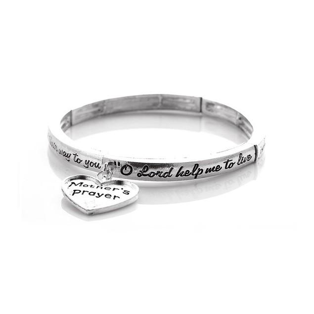 Novadab Mother Prayer Bracelet