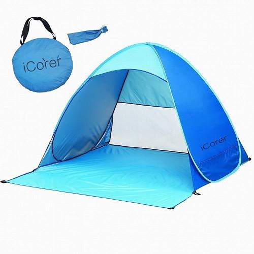 iCorer Pop Up Beach Tent Instant Cabana Sun Shelter