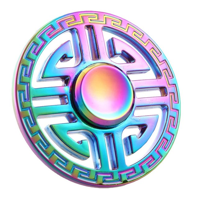 Longevity Fidget Spinner
